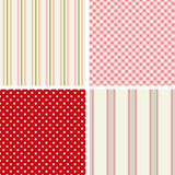 Cottage chic patterns