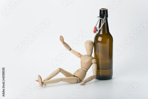 Alkoholismus - 65188518