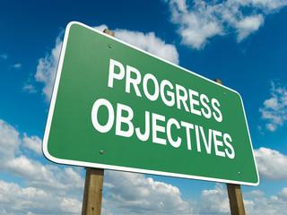 progress objectives