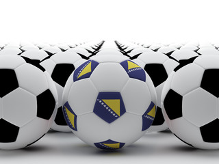 Bosnian football