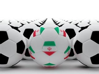 Iranian football