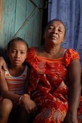 FAMILLE MONOPARENTALE malgache