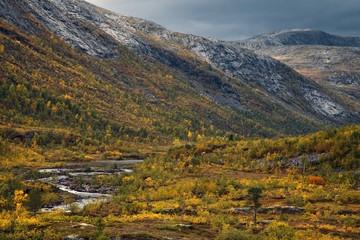 Skandinavischer Herbst