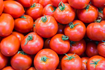 Mucchio di pomodori
