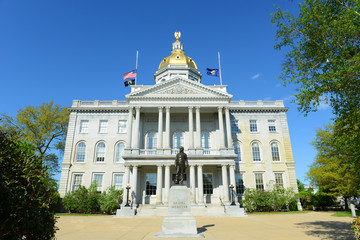 New Hampshire State House, Concord, New Hampshire