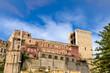 Sardegna, Cagliari, torre San Pancrazio e conservatorio