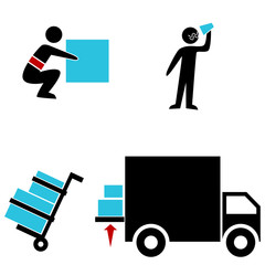 Warehouse Icons