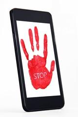 Mobilfunk Verbot Konzept