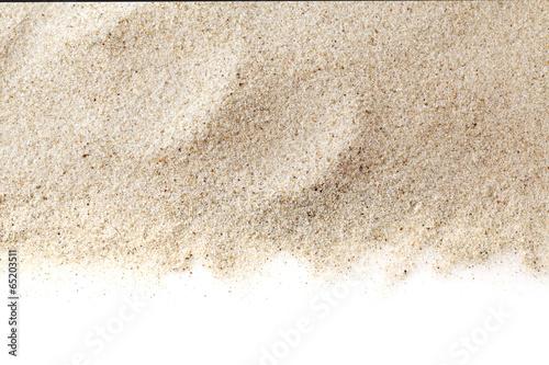Papiers peints Pierre, Sable Sandy beach background for summer. Sand texture.