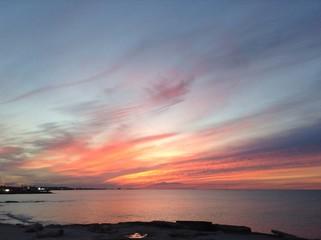 tramonto barese