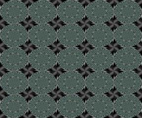 tapisserie rétro