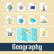 Постер, плакат: Geography