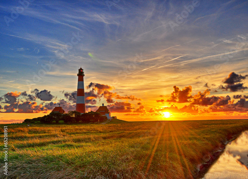 Westerhever Leuchtturm - 65208951