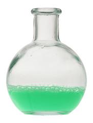 Glasflasche