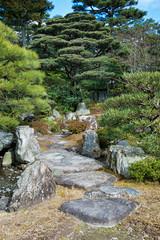 Zen garden from Tokyo Imperial Palace