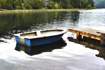 Lago Steffen, Bariloche, Patagonia