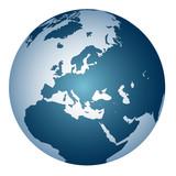 Fototapety Avrupa  Kıtası  ( versiyon  1 )