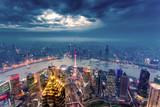 Shanghai skyline - Fine Art prints