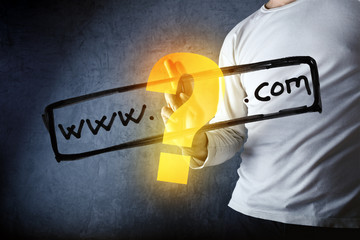 What is your com internet domain