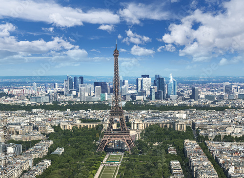 Tour Eiffel depuis la Tour Montparnasse Paris - 65225162