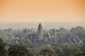 Angkor Wat temple. Siem Reap. Cambodia