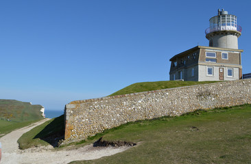 Belle Tout and Beachy Head
