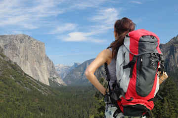 Travel in Yosemite Park