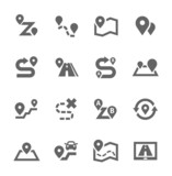 Route Icons - 65228952