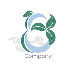 логотип восьмерка