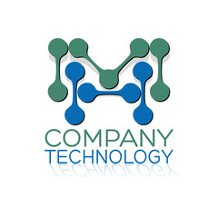 логотип технология