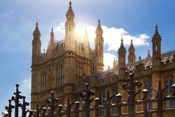 Big Ben and Parliament, London
