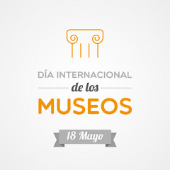 International Museum Day in Spanish