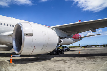 Самолет Боинг 777