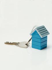 家型のキーホルダー