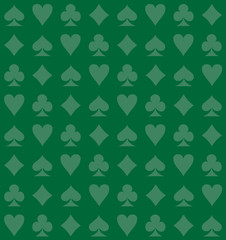 Casino Felt Seamless Background