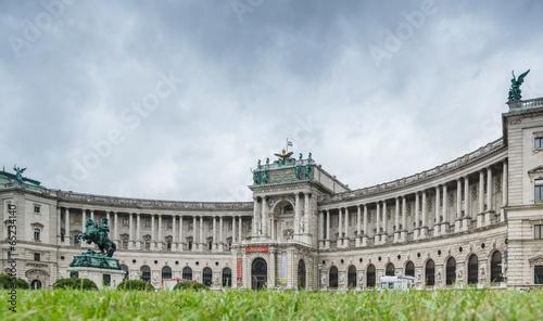 Austria, Vienna, Hofburg winter residence of the emperor