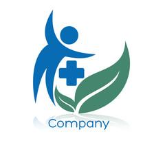 логотип природа и медицина
