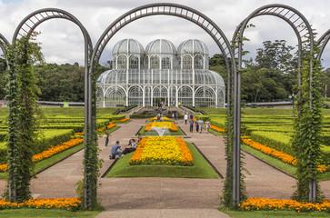 Curitiba's Botanic Garden