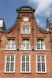 Old Dutch house in Haarlem