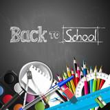 Fototapety Back to school