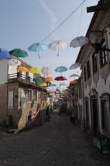 Stadt der Regenschirme, Portugal