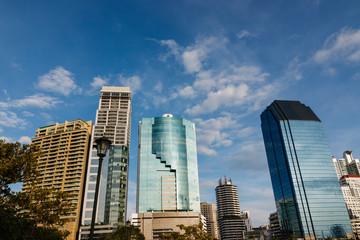 Image of modern buildings