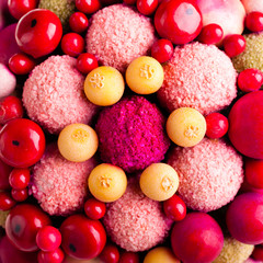 Berries ornament