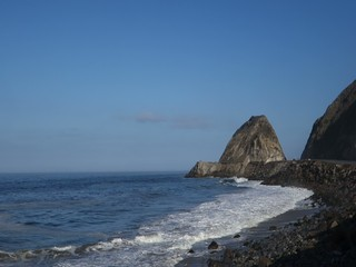 Point Mugu in the morning, Ventura county, CA
