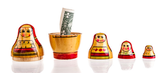 Dollar within Matryoshka