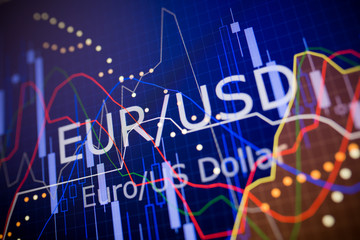 Analytics in pairs EUR / USD