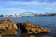 Sydney Opera House and Harbour Bridge - 65242365