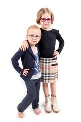 frère et soeur