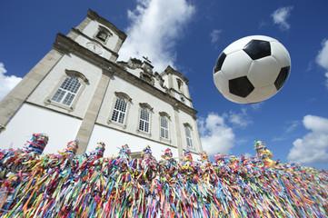 Football Soccer Ball Salvador Bahia Brazil