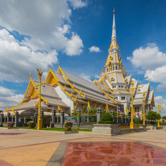 Sothorn Temple at Chachoengsao province, Thailand